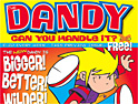 The Dandy: sales rise for kids' titles