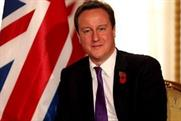 The PM has voiced his support for the events industry.