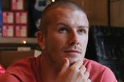 Beckham: items sold on eBay