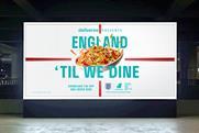 Deliveroo's 'England 'Til We Dine' campaign celebrates a world of flavours