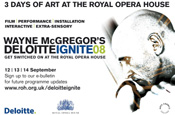 Deloitte: Royal Opera House event