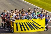 Think!: the DfT is targeting bikers