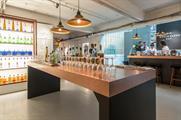 The London Cocktail Week hub showcases three brand experiences