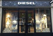 Diesel launches its new flagship store in London