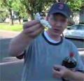 Diet Coke: Mentos YouTube video