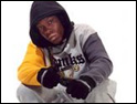 Dizzee Rascal: awarded for mobile use