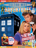Doctor Who Adventures: launch for children