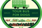 More Than stages tour bus for dogs