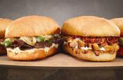 Domino's: sandwich launch