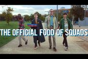 Domino's unveils 'official food of everything' position in first ads by VCCP
