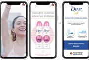 Dove: Mexican Instagram users can donate $1 to charity when they watch an ad
