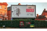 Pick of the Week: Dracula raises the stakes for outdoor advertising