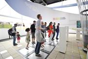 Photo gallery: EDF's Olympic Park Pavilion gets off to good start