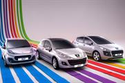 Still from Peugeot ad