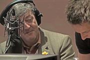 Stephen Fry supports the Marie Curie Great Daffodil campaign