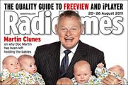 Radio Times: to be sold by BBC Worldwide to private equity firm Exponent
