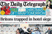 Telegraph: editorial jobs slashed