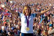 Olympic medal winners like Jessica Ennis visited London Live