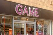 Game: video game retailer