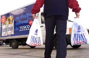 Tesco: plastic bag claims under scrutiny