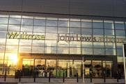John Lewis Partnership:  opens first joint Waitrose and John Lewis store in Ipswich