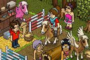 Habbo: social network is aimed at children