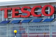 Tesco: rumoured to be considering estate agency venture