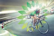 BP: latest TV ad features British Olympic cyclist Lizzie Armistead