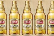 Stella: moves into the cider market
