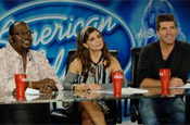 American Idol: judges drink 'the real thing'