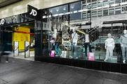 JD Sports: in talks with high street rival JJB Sports