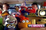 Sky Movies: promotes The Muppets