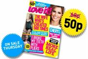 Love It!: campaign highlights magazine's revamp