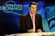 CNBC anchor Ross Westgate