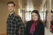 Tom Johnstone and Raquel Chicorel…planning director roles