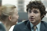 McDonald's ad shows 'first day at the office guy' relaxing at the restaurant