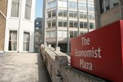 The Economist's headquarters