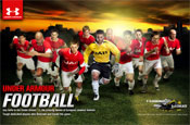 Under Armour: launches European campaign