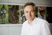 Chris Townsend, commercial director for the London Organising Committee of the Olympic Games (LOCOG)