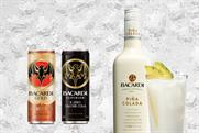 Bacardi: launches new ready mixed products