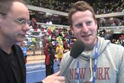 London 2012: John Reynolds talks to Tom Smith