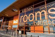 B&Q: sales begin in December