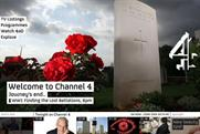 Channel 4: online promotes Richard Davidson-Houston