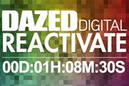 Dazed Digtal counts down to reactivation