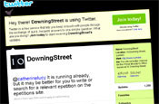 Downing Street: Twitter favourite