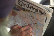 Telegraph:  international TV campaign aimed at ex-pats