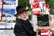 Sony 'Scrooge' ad: Starring Sir Derek Jacobi