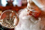 Coca-Cola: Snow globe Christmas 2010 ad