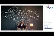 Lost and lonely: ads emphasise struggles faced by older people