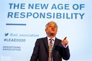 John Bercow: former MP spoke at the Advertising Association's LEAD summit